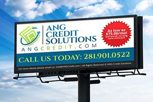 ang credit solutions billboard